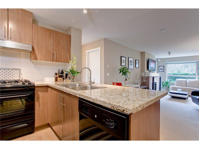 Main Photo: 120 700 Klahanie Drive in Port Moody: Port Moody Centre Condo for sale : MLS®# V923420