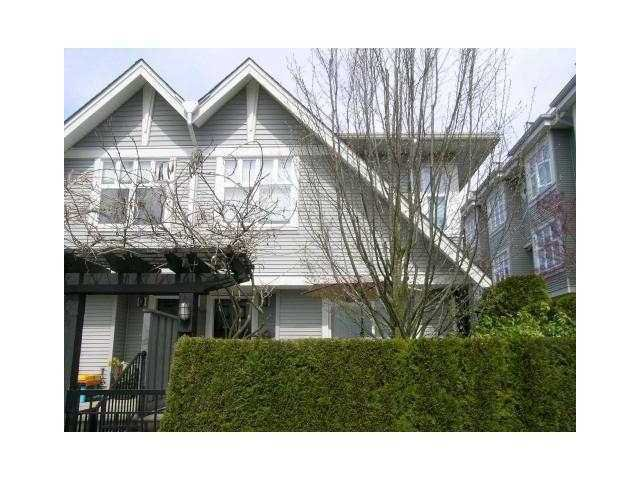 "Main Photo: 10 1203 MADISON Avenue in Burnaby: Willingdon Heights Townhouse for sale in ""Madison Gardens"" (Burnaby North)  : MLS®# V1060550"