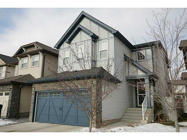 Main Photo: 165 SILVERADO RANGE View SW in Calgary: Silverado Residential Detached Single Family for sale : MLS®# C3649697