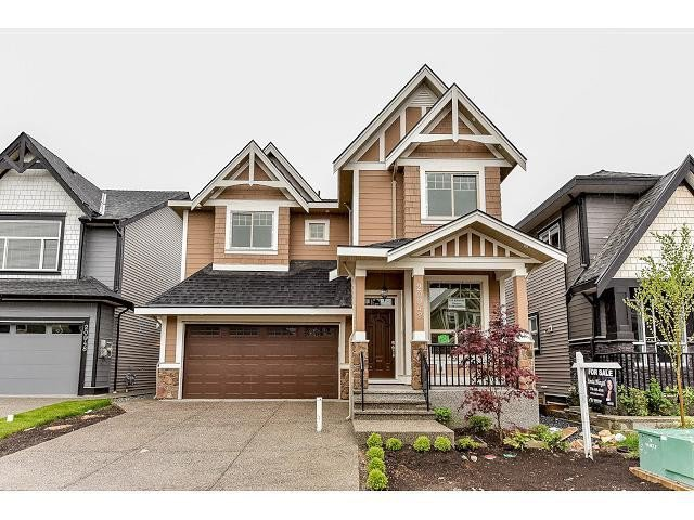 Main Photo: 20942 81ST Avenue in Langley: Willoughby Heights House for sale : MLS®# F1438447