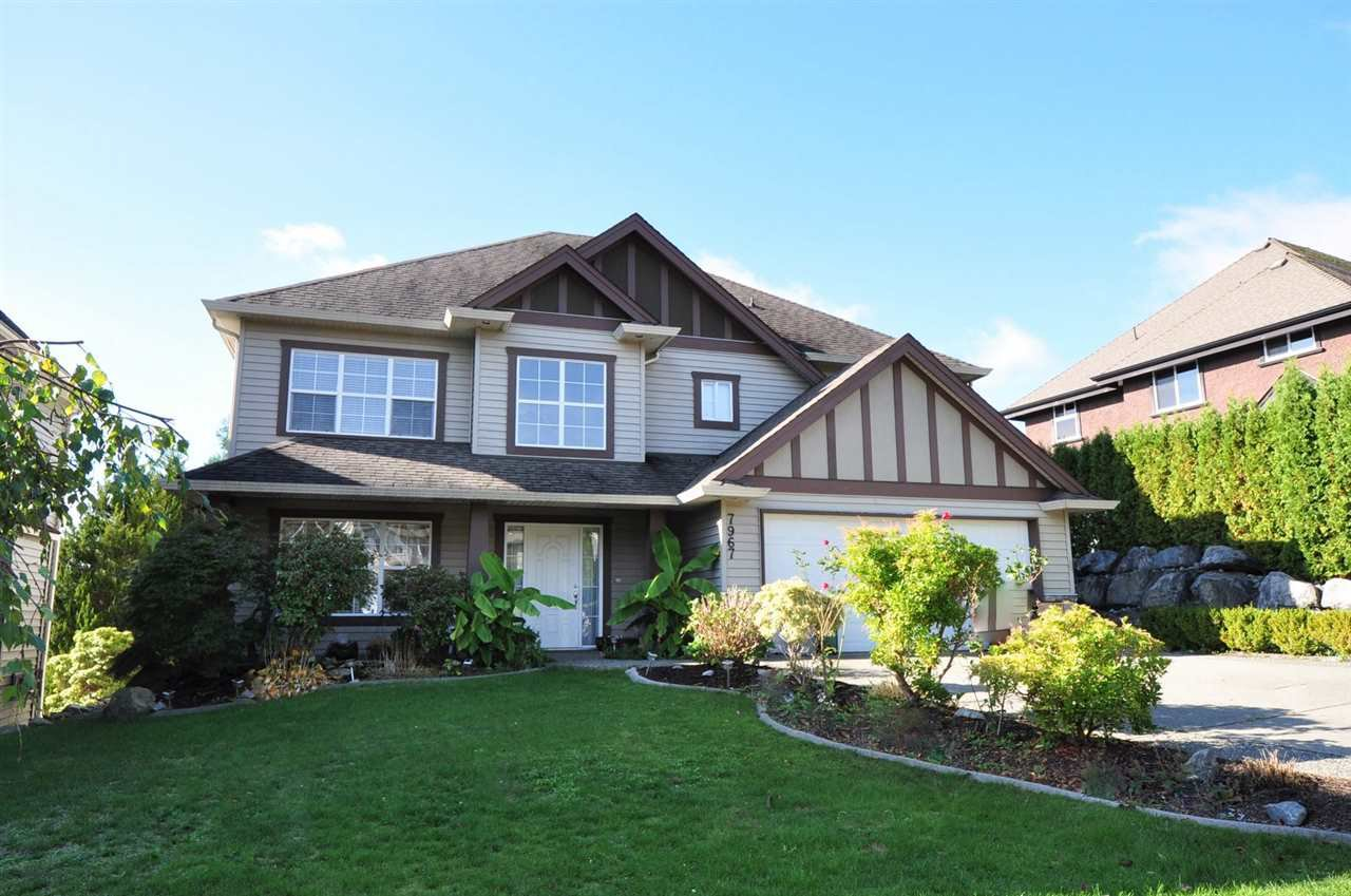 Main Photo: 7967 TUCKWELL Terrace in Mission: Mission BC House for sale : MLS®# R2010268