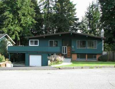 Main Photo: 2979 FLEET Street in Coquitlam: Ranch Park House for sale : MLS®# V616471