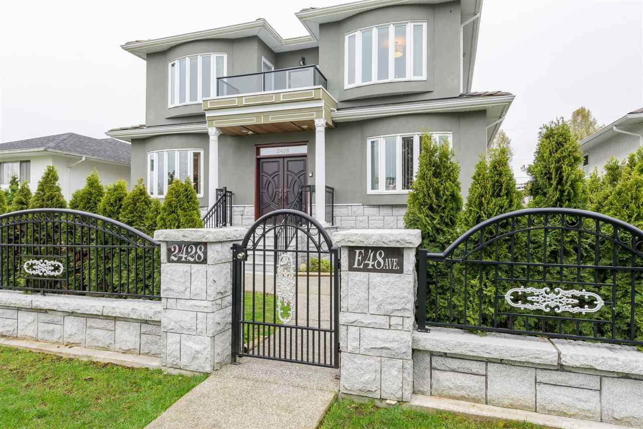 Main Photo: 2428 E 48TH Avenue in Vancouver: Killarney VE House for sale (Vancouver East)  : MLS®# R2055127