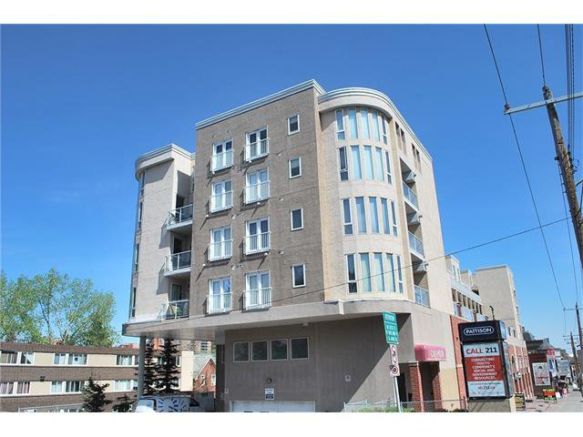 Main Photo: 411 1540 17 Avenue SW in Calgary: Sunalta Condo for sale : MLS®# C4060682