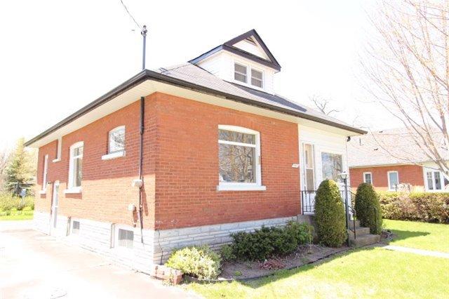 Main Photo: 441 North Street in Brock: Beaverton House (1 1/2 Storey) for sale : MLS®# N3490628