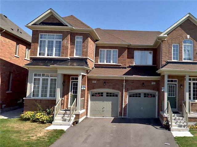 Main Photo: 45 Baby Pointe Trail in Brampton: Northwest Brampton House (2-Storey) for sale : MLS®# W3525166