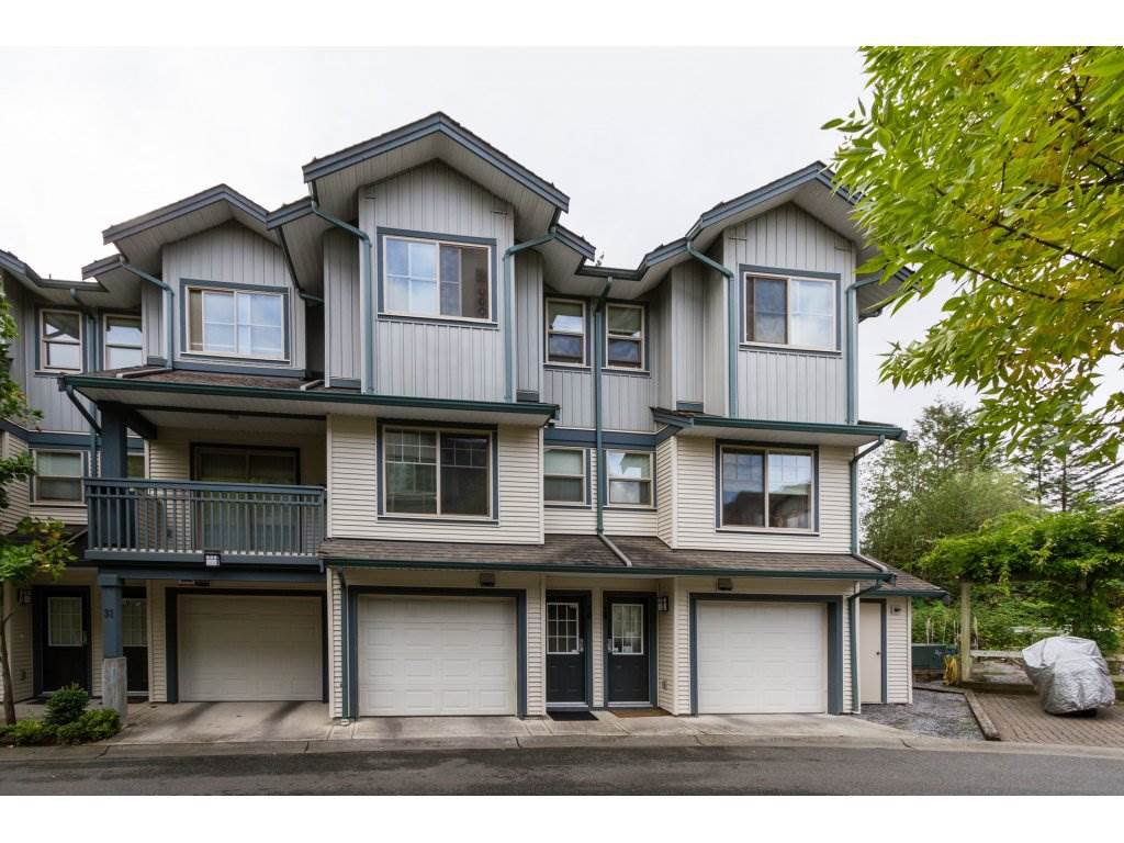 "Main Photo: 30 19250 65 Avenue in Surrey: Clayton Townhouse for sale in ""Sunberry Court"" (Cloverdale)  : MLS®# R2106869"