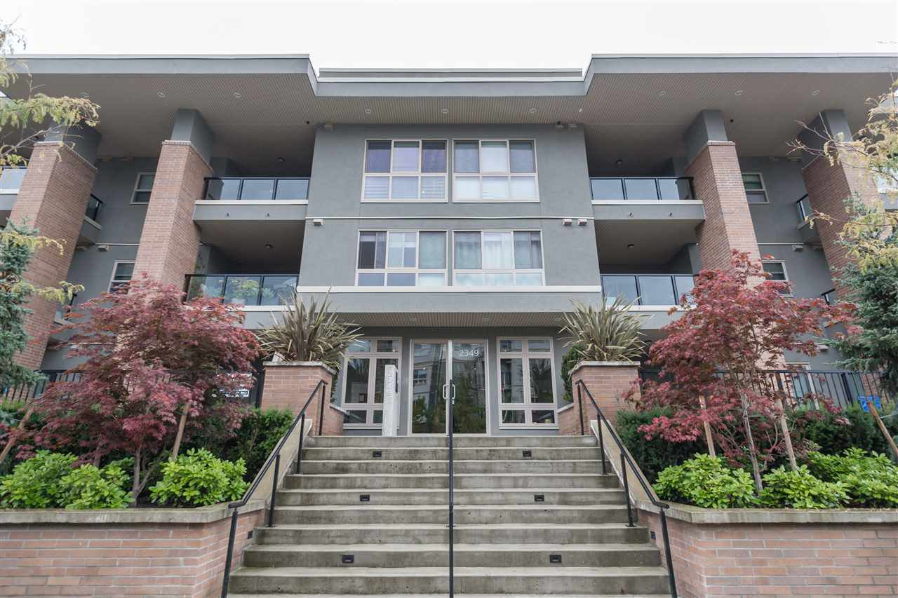 """Main Photo: 206 2349 WELCHER Avenue in Port Coquitlam: Central Pt Coquitlam Condo for sale in """"ALTURA"""" : MLS®# R2114842"""