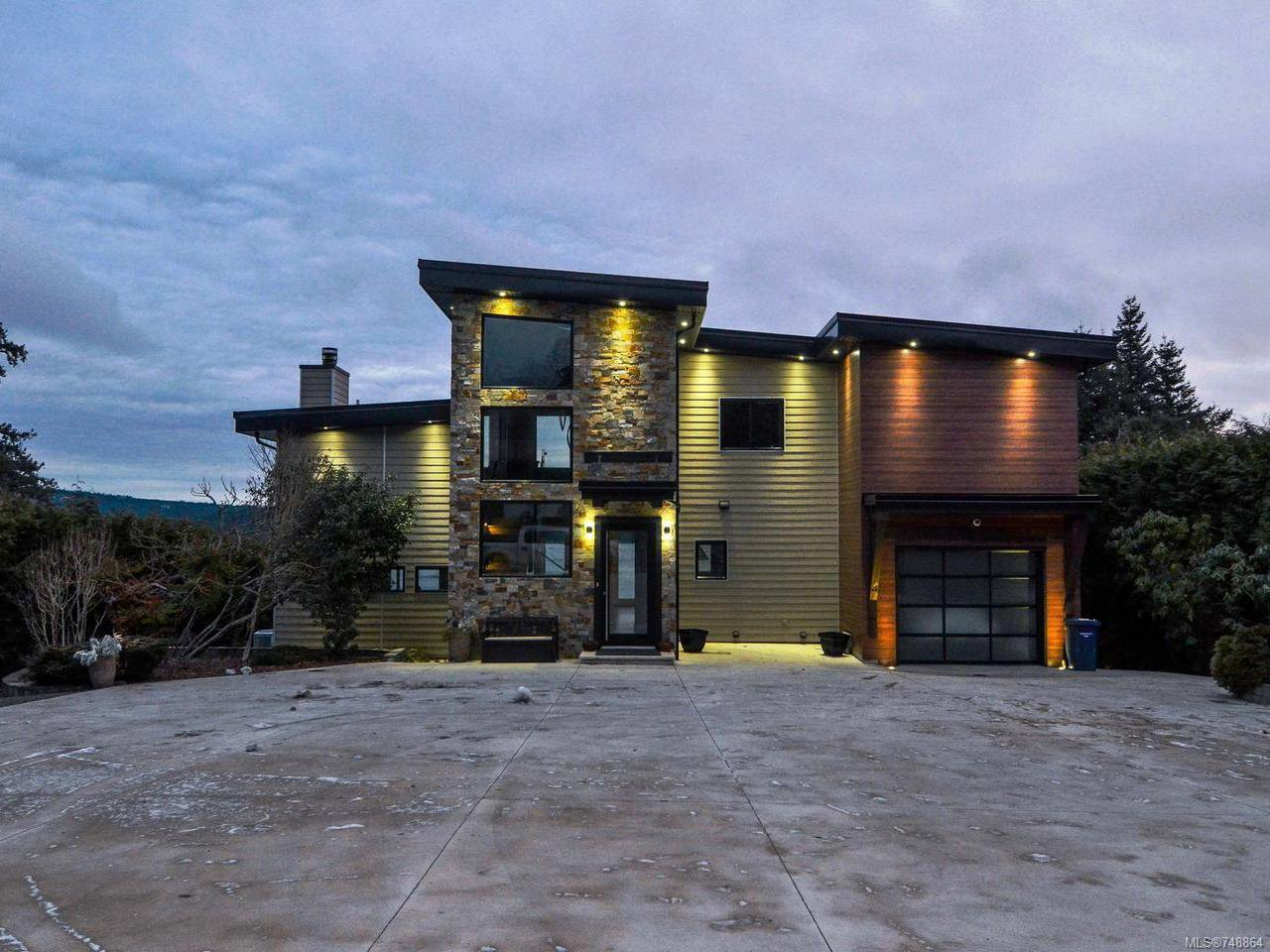 Main Photo: 4315 DISCOVERY DRIVE in CAMPBELL RIVER: CR Campbell River North House for sale (Campbell River)  : MLS®# 748864