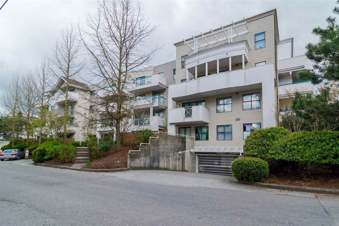 "Main Photo: 102 20268 54 Avenue in Langley: Langley City Condo for sale in ""BRIGHTON"" : MLS®# R2160975"
