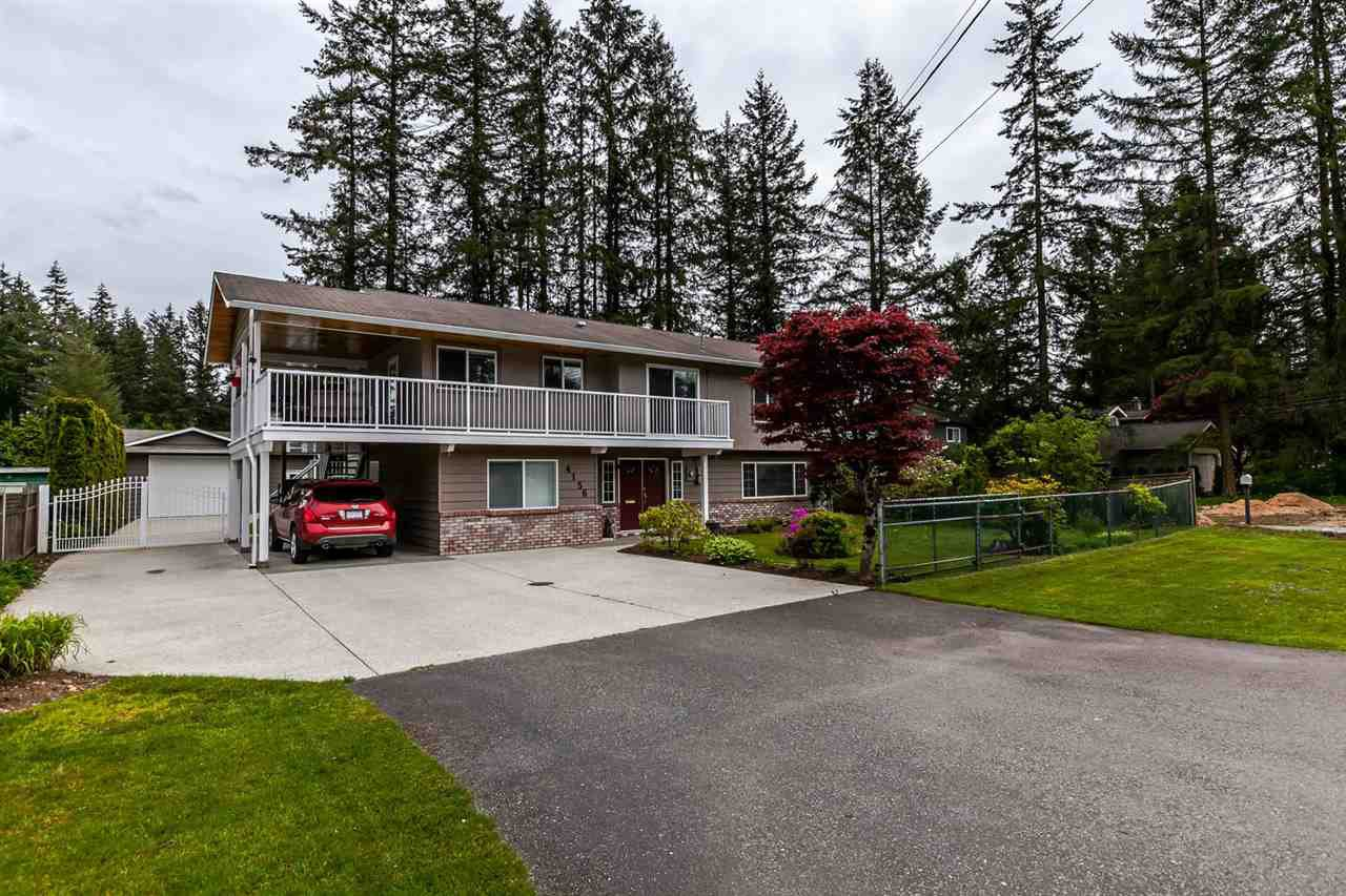 """Main Photo: 4156 207A Street in Langley: Brookswood Langley House for sale in """"BROOKSWOOD"""" : MLS®# R2165389"""