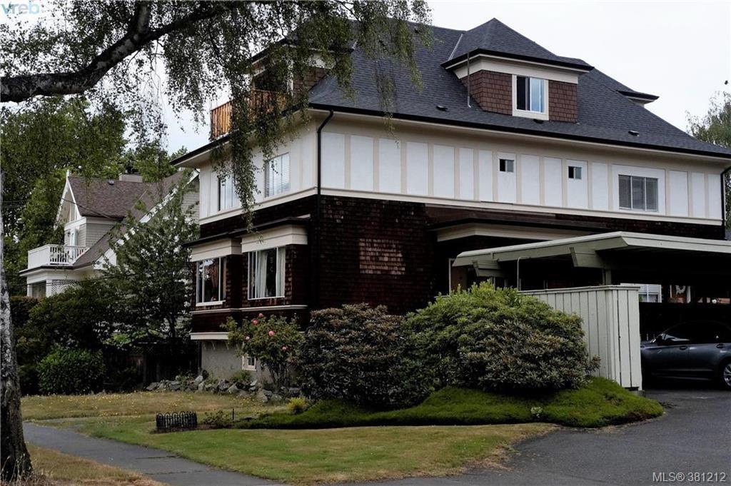 Main Photo: 1148 Oscar St in VICTORIA: Vi Fairfield West Quadruplex for sale (Victoria)  : MLS®# 766028