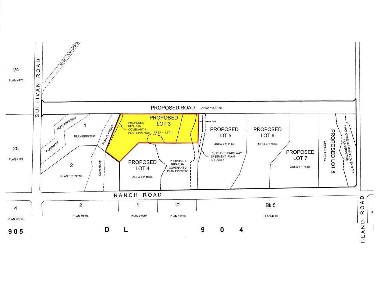 Main Photo: LOT 3 HARMAN Road: Roberts Creek Land for sale (Sunshine Coast)  : MLS®# R2227310