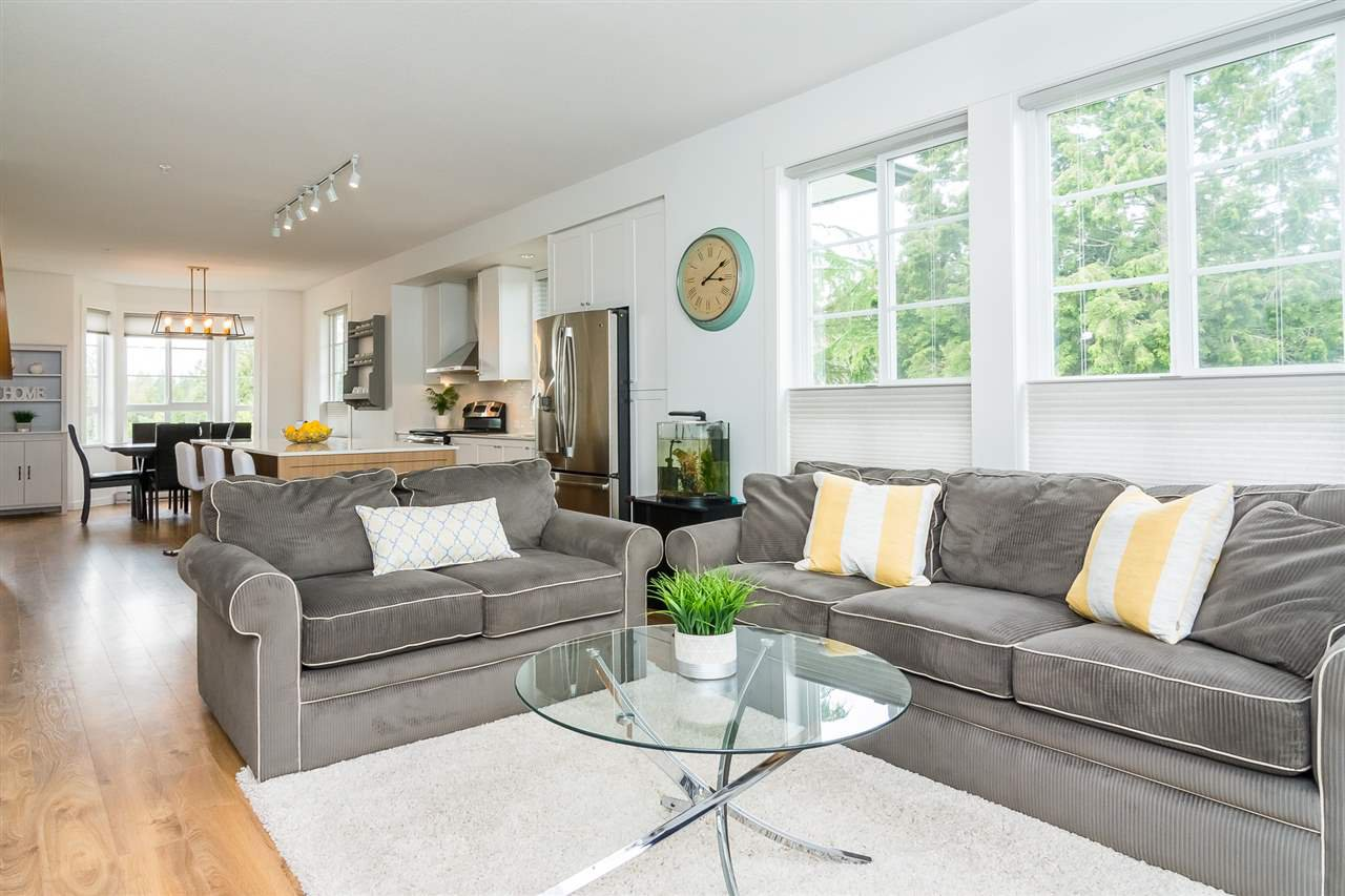 """Main Photo: 1 8476 207A Street in Langley: Willoughby Heights Townhouse for sale in """"York by Mosaic"""" : MLS®# R2285579"""