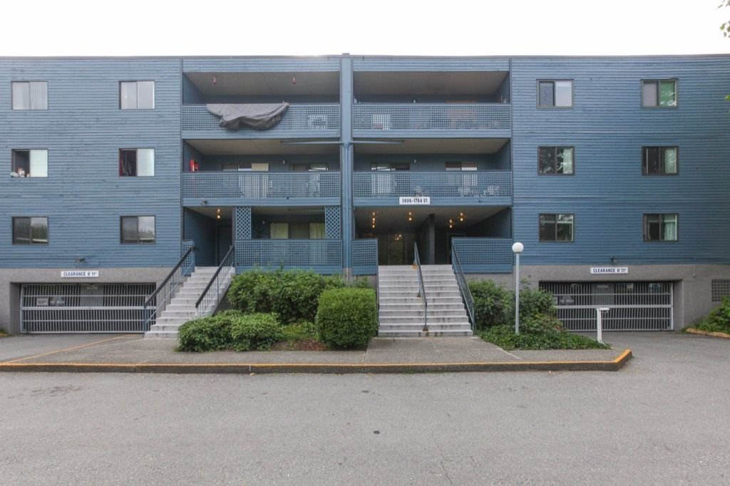 """Photo 2: Photos: 101 5906 176A Street in Surrey: Cloverdale BC Condo for sale in """"Wydham estates"""" (Cloverdale)  : MLS®# R2286644"""