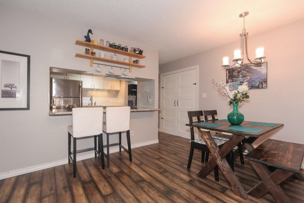 """Photo 8: Photos: 101 5906 176A Street in Surrey: Cloverdale BC Condo for sale in """"Wydham estates"""" (Cloverdale)  : MLS®# R2286644"""