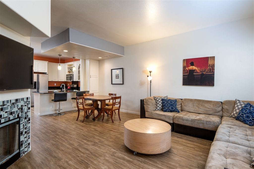Main Photo: UNIVERSITY HEIGHTS Townhome for sale : 3 bedrooms : 4654 Hamilton St #2 in San Diego
