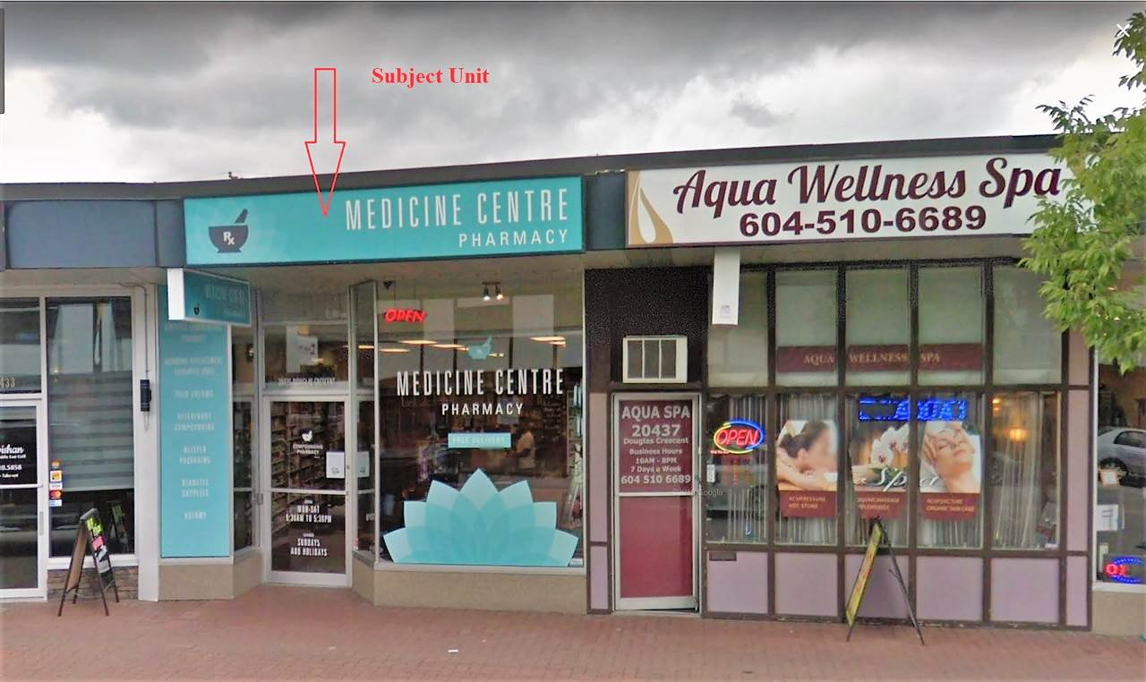 Main Photo: 20435 DOUGLAS Crescent in Langley: Langley City Retail for lease : MLS®# C8023152