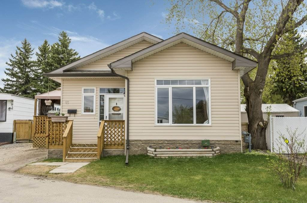 Main Photo: 83 305 Calahoo Road: Spruce Grove Mobile for sale : MLS®# E4142223