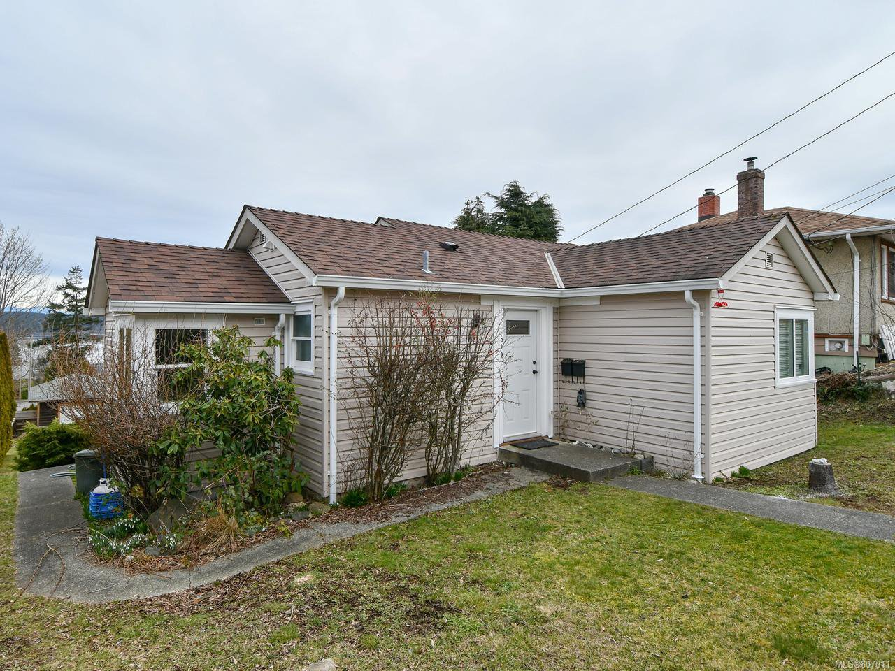 Main Photo: 639 Birch St in CAMPBELL RIVER: CR Campbell River Central House for sale (Campbell River)  : MLS®# 807011