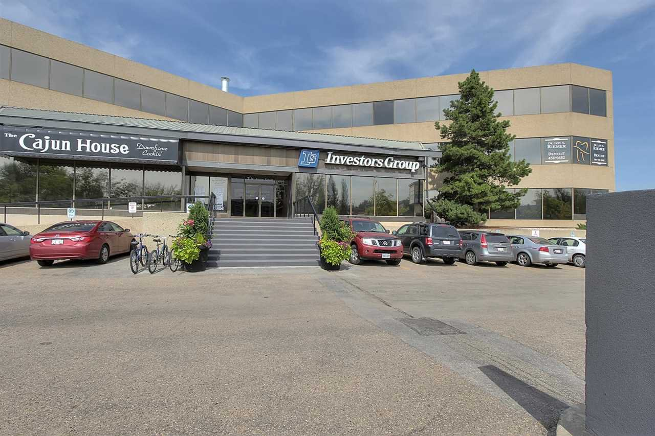 Main Photo: 332 & 333 7 St. Anne Street: St. Albert Office for lease : MLS®# E4173667