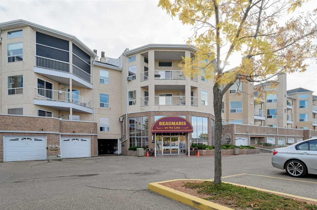 Main Photo: 425 15499 CASTLE_DOWNS Road in Edmonton: Zone 27 Condo for sale : MLS®# E4174906