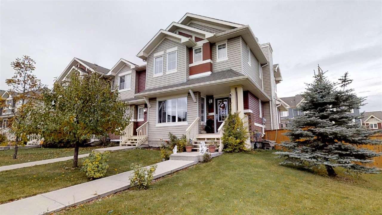 Main Photo: 591 Watt Boulevard in Edmonton: Zone 53 Attached Home for sale : MLS®# E4176517