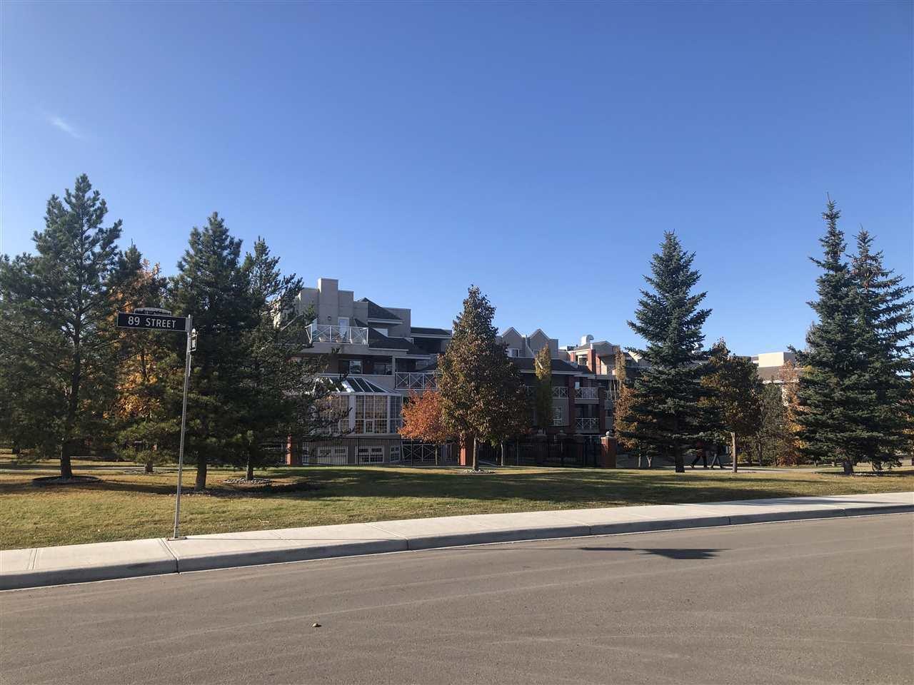 Main Photo: 124 7510 89 Street NW in Edmonton: Zone 17 Condo for sale : MLS®# E4177474