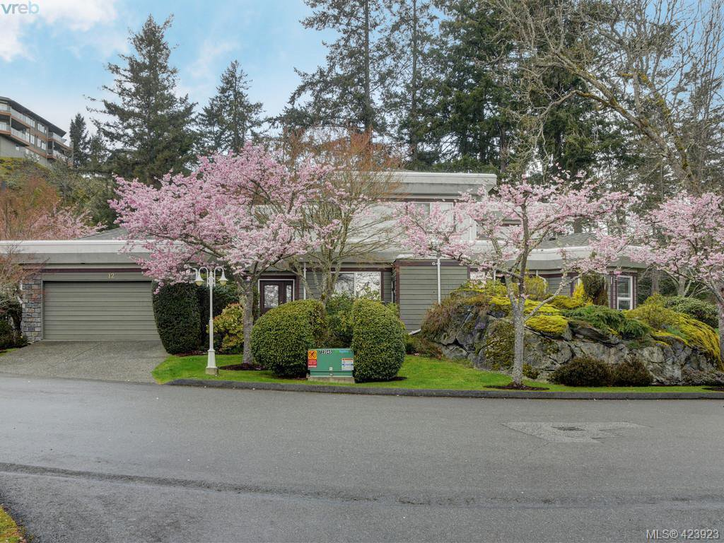 Main Photo: 12 1063 Valewood Trail in VICTORIA: SE Broadmead Row/Townhouse for sale (Saanich East)  : MLS®# 837183