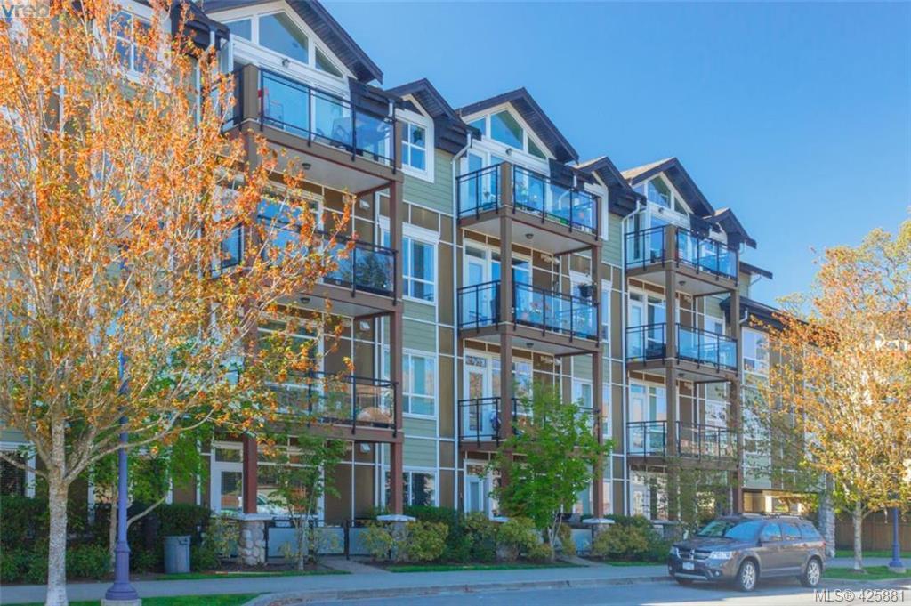Main Photo: 111 2710 Jacklin Rd in VICTORIA: La Langford Proper Condo Apartment for sale (Langford)  : MLS®# 839142
