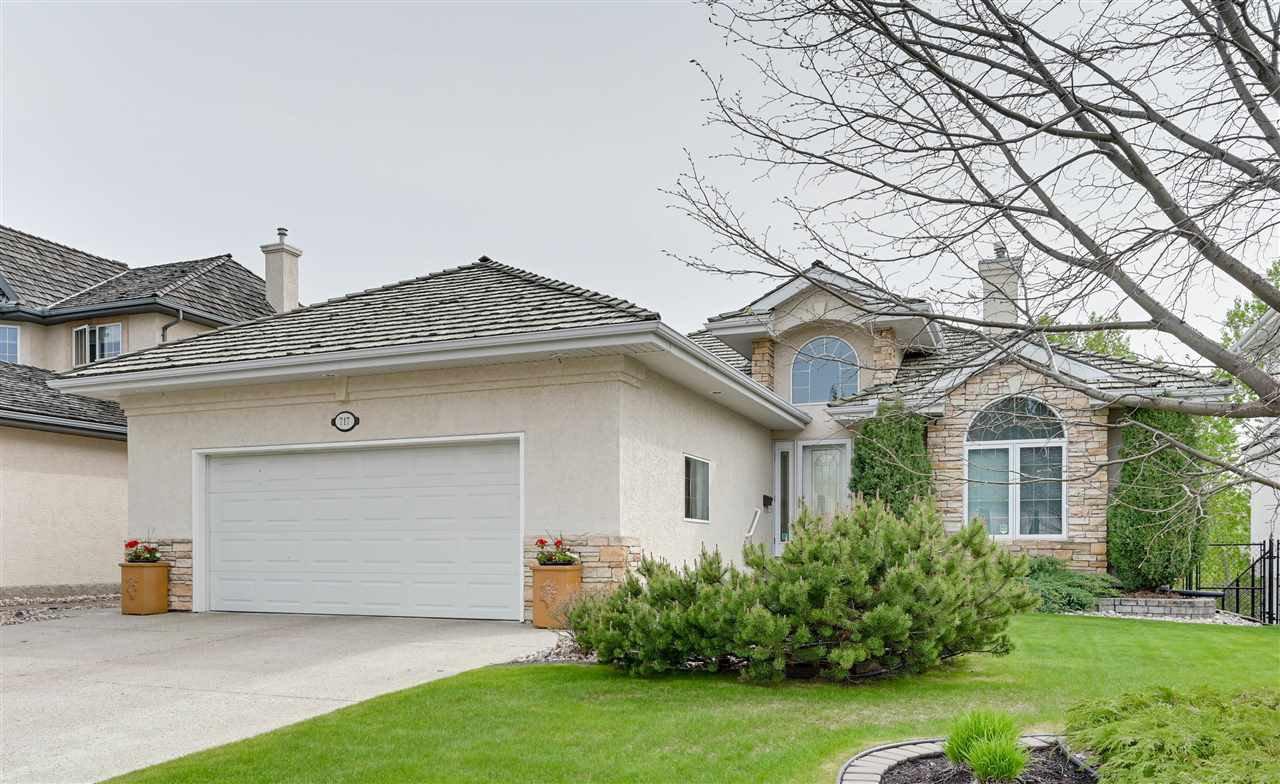 Main Photo: 717 HALIBURTON Crescent in Edmonton: Zone 14 House for sale : MLS®# E4199296