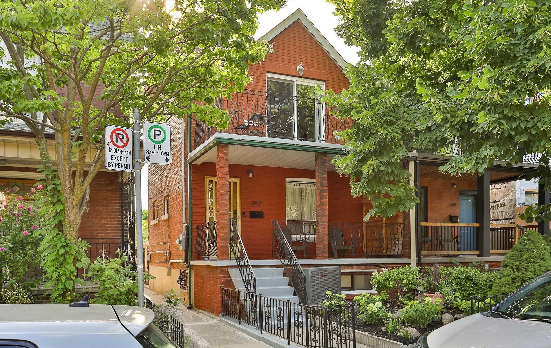 Main Photo: 362 Shaw Street in Toronto: Trinity-Bellwoods House (2-Storey) for sale (Toronto C01)  : MLS®# C4876675