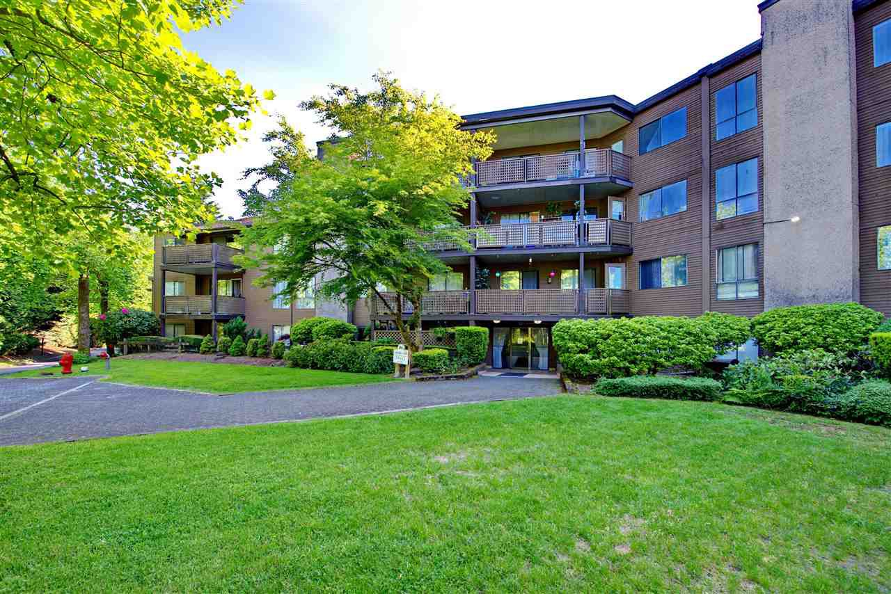 "Main Photo: 214 10662 151A Street in Surrey: Guildford Condo for sale in ""Lincoln Hill"" (North Surrey)  : MLS®# R2501771"