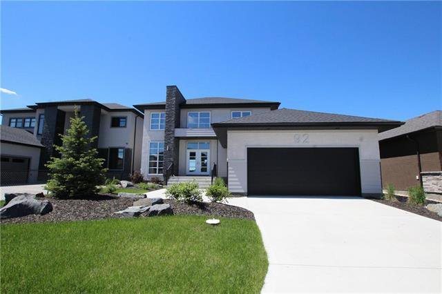 Main Photo: 92 Massalia Drive in Winnipeg: Amber Trails Residential for sale (4F)  : MLS®# 202025083