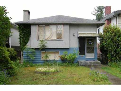 Main Photo: 3838 PINE Street in Burnaby: Burnaby Hospital House for sale (Burnaby South)  : MLS®# V893802