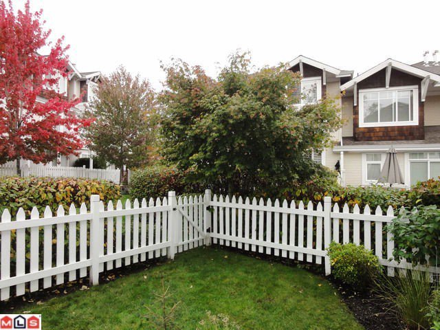 """Photo 14: Photos: 42 15030 58TH Avenue in Surrey: Sullivan Station Townhouse for sale in """"Summerleaf"""" : MLS®# F1128237"""