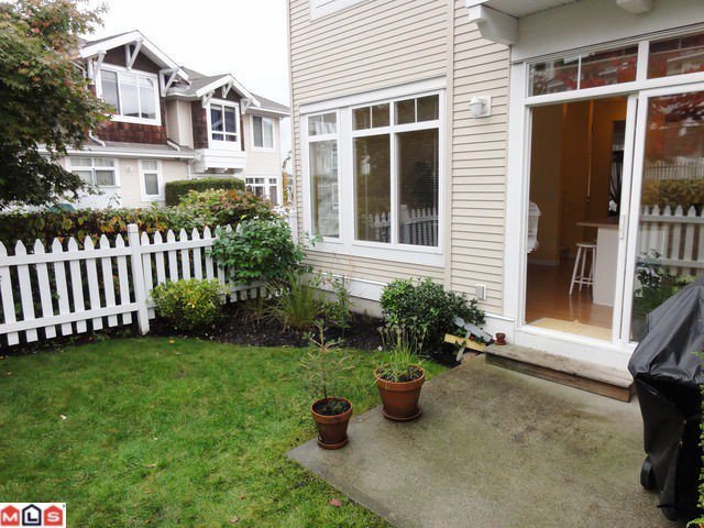 """Photo 13: Photos: 42 15030 58TH Avenue in Surrey: Sullivan Station Townhouse for sale in """"Summerleaf"""" : MLS®# F1128237"""