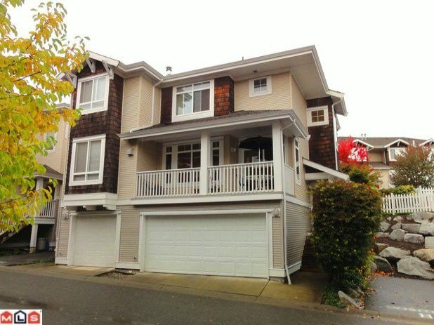 "Main Photo: 42 15030 58TH Avenue in Surrey: Sullivan Station Townhouse for sale in ""Summerleaf"" : MLS®# F1128237"
