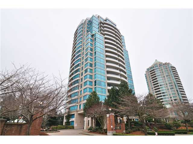 Main Photo: # 903 6611 SOUTHOAKS CR in Burnaby: Highgate Condo for sale (Burnaby South)  : MLS®# V994223