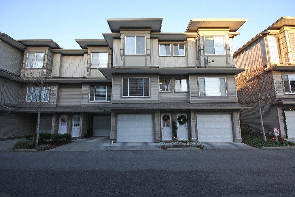 Main Photo: # 31 18701 66TH AV in : Cloverdale BC Townhouse for sale : MLS®# F1128964