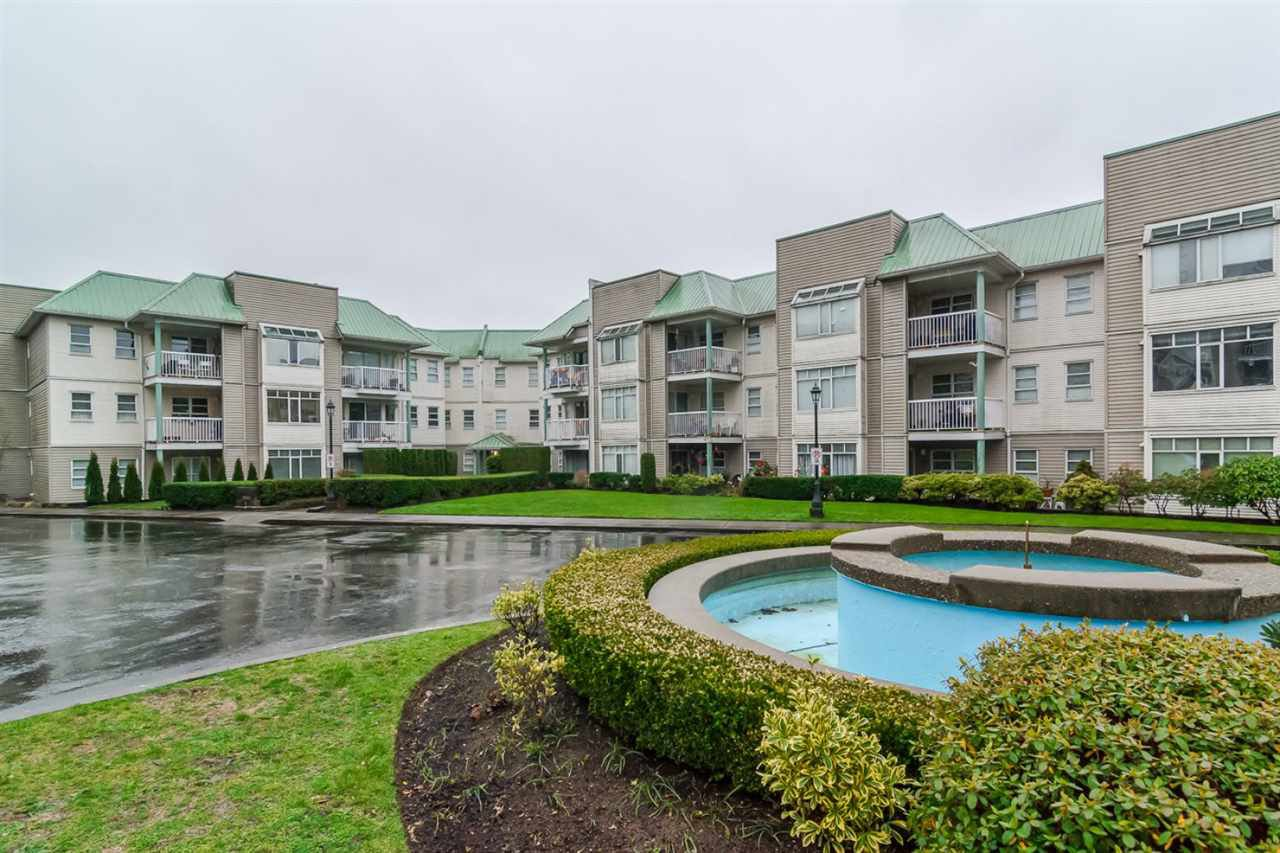 "Main Photo: 204 9763 140TH Street in Surrey: Whalley Condo for sale in ""Fraser Gate"" (North Surrey)  : MLS®# R2049908"