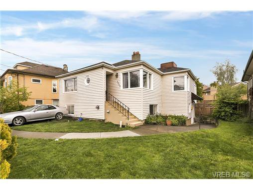 Main Photo: 3055 Carroll Street in VICTORIA: Vi Burnside Single Family Detached for sale (Victoria)  : MLS®# 363451