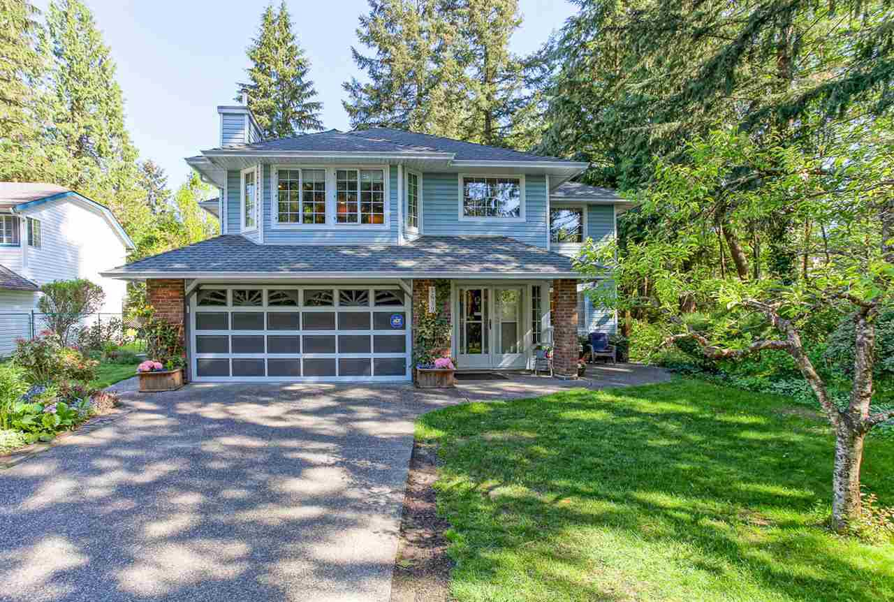 """Main Photo: 1619 RENTON Avenue in Port Coquitlam: Oxford Heights House for sale in """"OXFORD HEIGHTS"""" : MLS®# R2061683"""