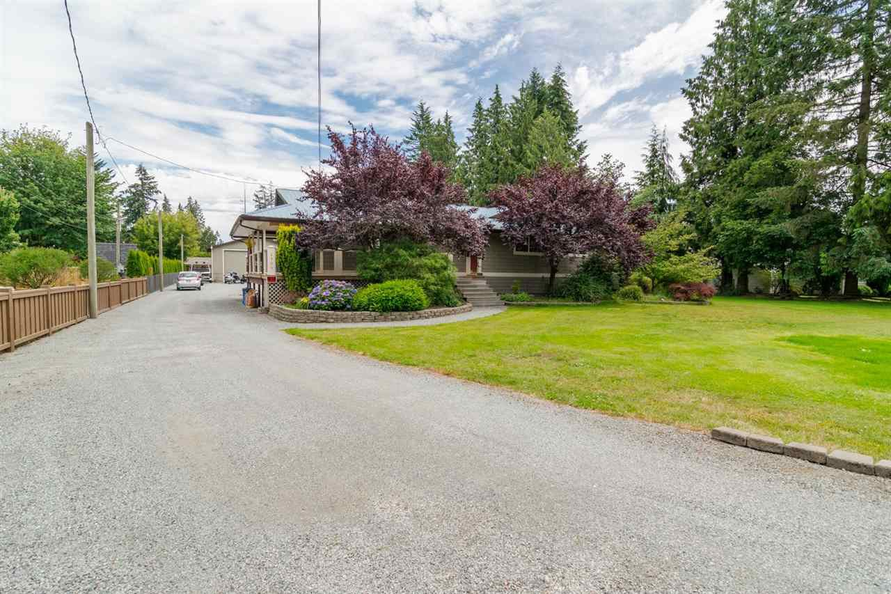 """Main Photo: 5904 248 Street in Langley: Salmon River House for sale in """"Salmon River"""" : MLS®# R2083428"""