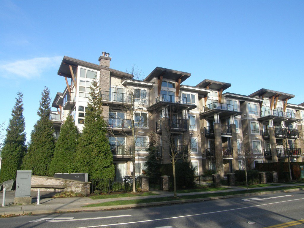 "Main Photo: 319 6688 120 Street in Surrey: West Newton Condo for sale in ""Salus"" : MLS®# R2124000"