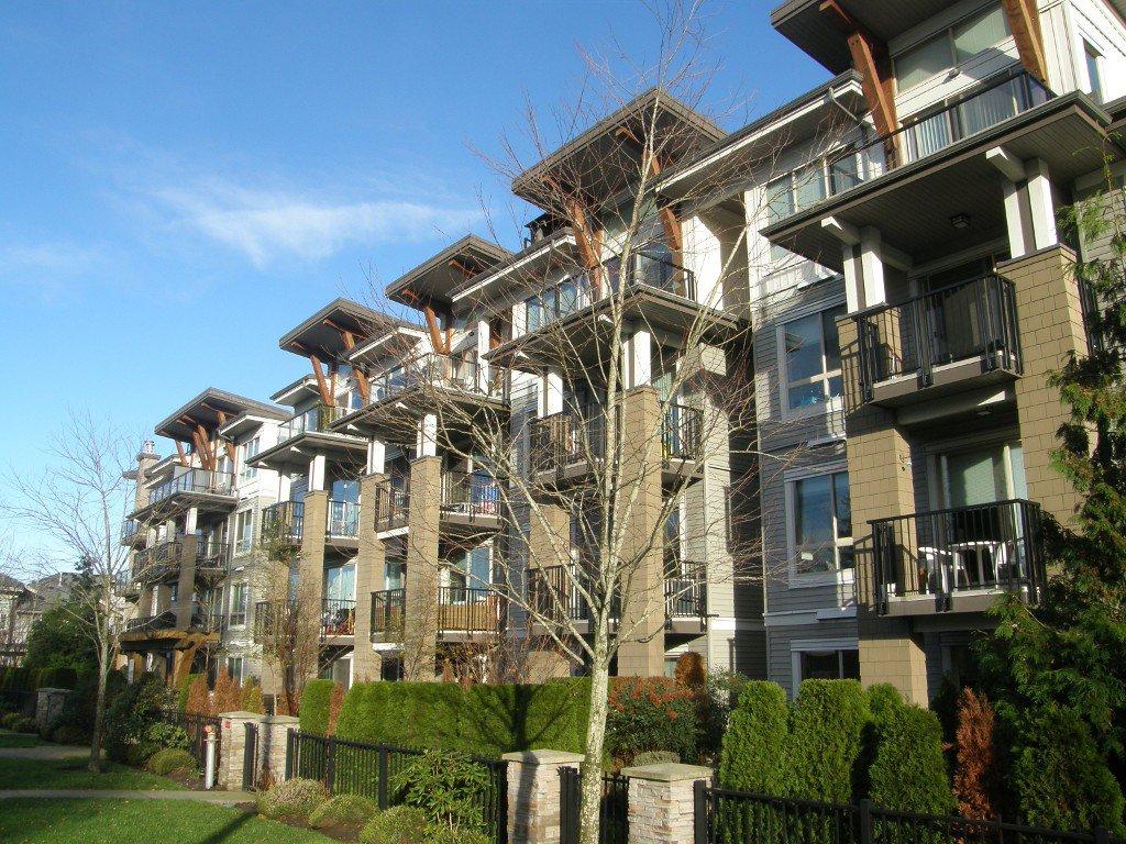 "Photo 2: Photos: 319 6688 120 Street in Surrey: West Newton Condo for sale in ""Salus"" : MLS®# R2124000"