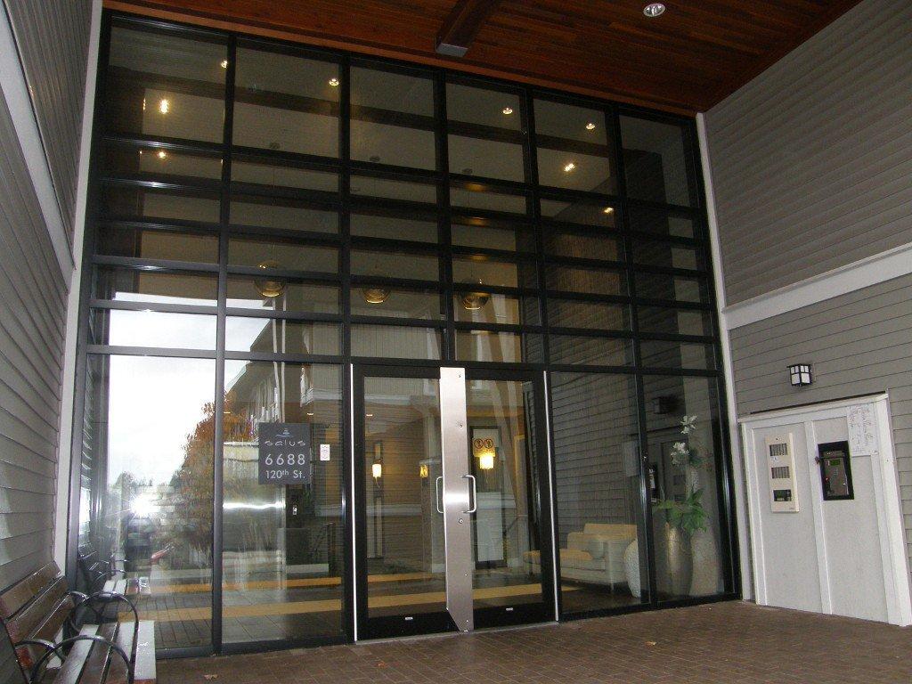 "Photo 37: Photos: 319 6688 120 Street in Surrey: West Newton Condo for sale in ""Salus"" : MLS®# R2124000"