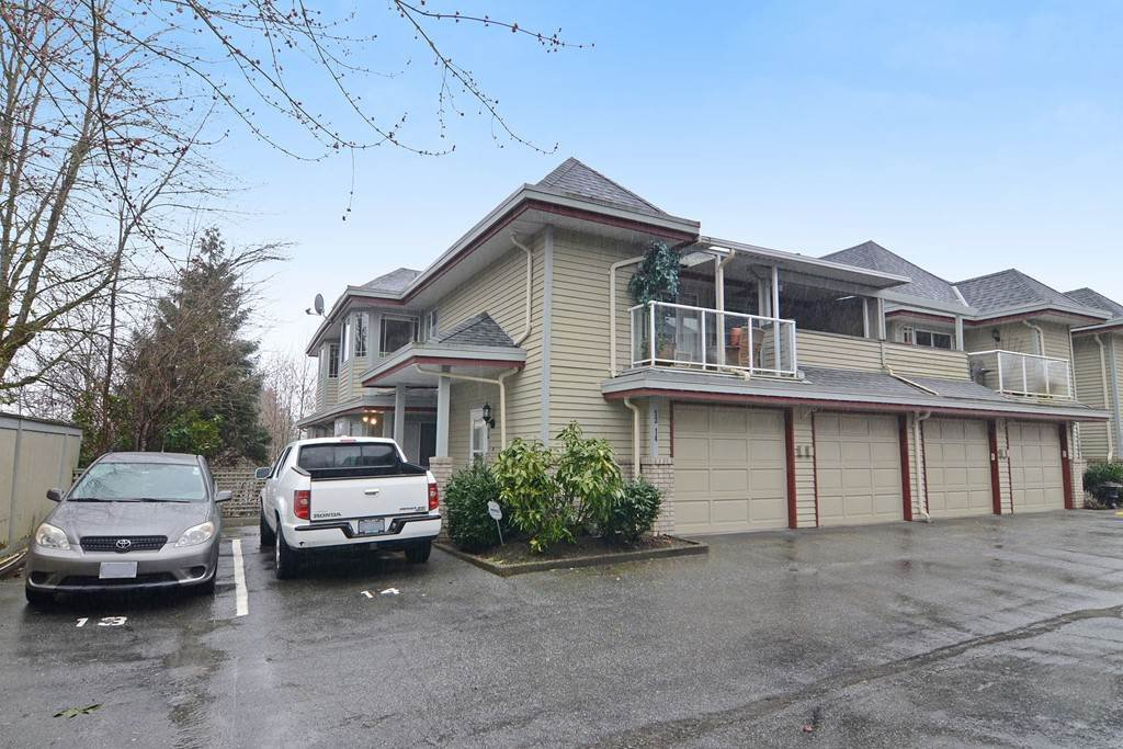 "Main Photo: 13 11502 BURNETT Street in Maple Ridge: East Central Townhouse for sale in ""TELOSKY VILLAGE"" : MLS®# R2146423"