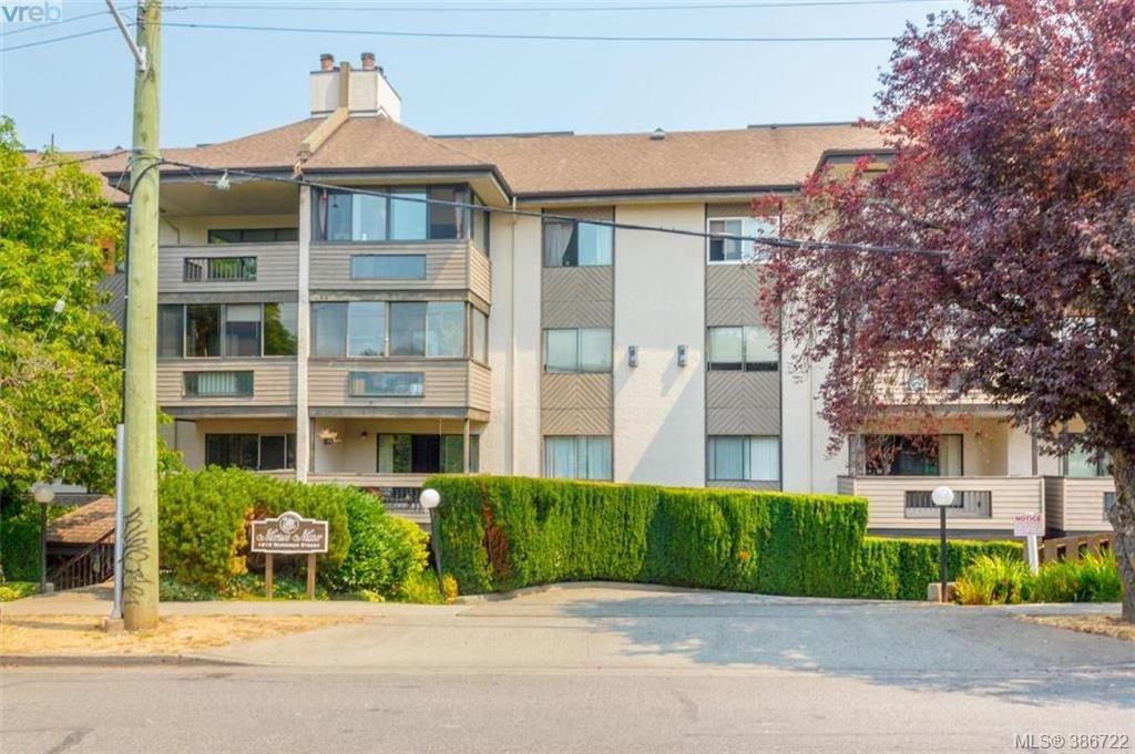 Main Photo: 206 1619 Morrison Street in VICTORIA: Vi Jubilee Condo Apartment for sale (Victoria)  : MLS®# 386722