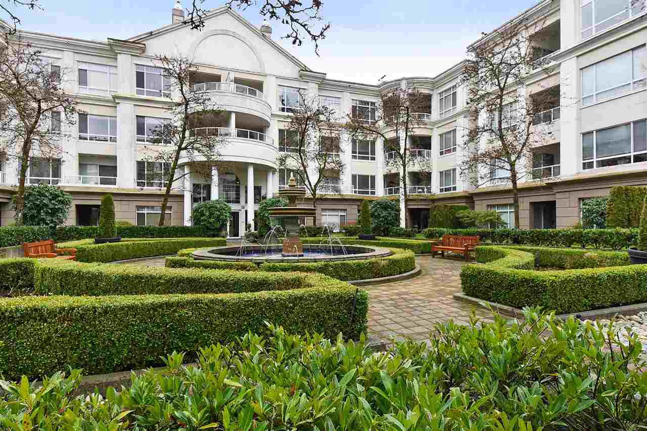 "Main Photo: 405 5735 HAMPTON Place in Vancouver: University VW Condo for sale in ""The Bristol"" (Vancouver West)  : MLS®# R2236693"